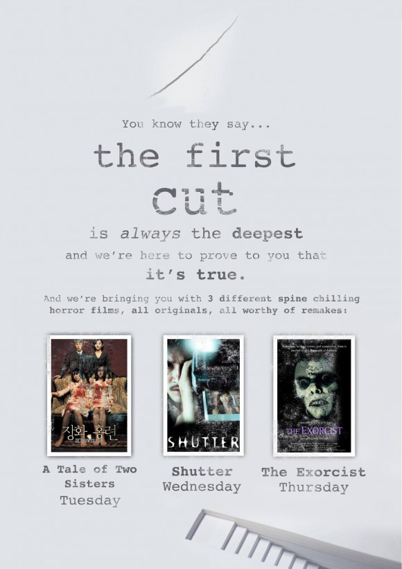 SGNWFIRSTCUT Poster